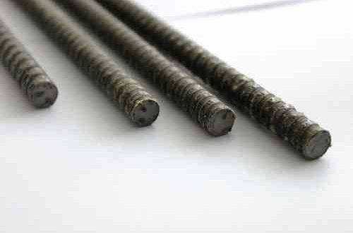 Rebar reinforced with basalt fiber. Source: ixperial.net.