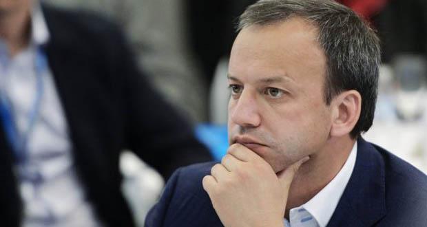 Bице-премьер Аркадий Дворкович.