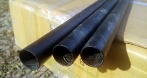 Трубы из базальтового композита.