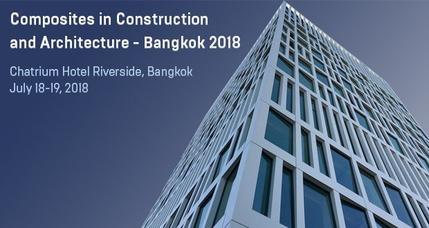 Bangkok to hold a conference Composites in Construction