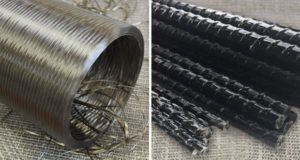 Basalt Fibers as New Material for Reinforcement and Confinement of Concrete