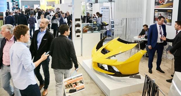 Composites Europe 2018: лёгкие материалы ведут к успеху