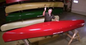 The Canadians have developed death proof canoes from basalt composite