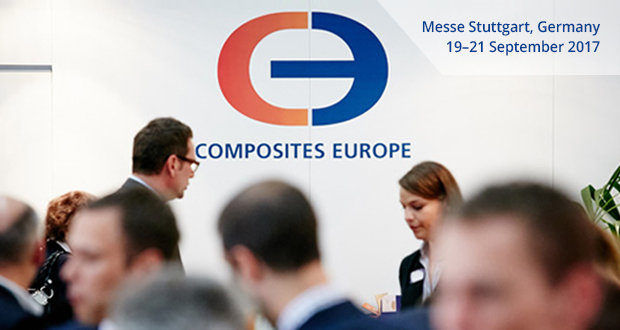 Trade Fair COMPOSITES EUROPE will come back to Stuttgart