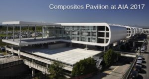AIA 2017 conference will provide separate pavilion for composites
