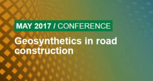 Conference: Geosynthetics in road construction