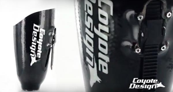Coyote Design заменила карбон на базальт для производства протезов