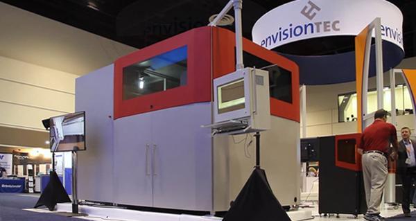 EnvisionTEC представила промышленный 3D-принтер для производства тканевых композитов