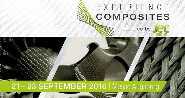 Выставка Experience Composites 2016 пройдет в Аугсбурге в конце сентября