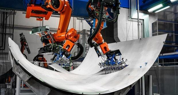 DLR автоматизировал процесс производства волоконно-металлического ламината