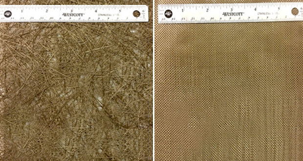 Properties of Geopolymer Composites Reinforced With Basalt Chopped Strand Mat or Woven Fabric