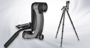 Basalt composite tripods manufacturer announced collaboration with Sony