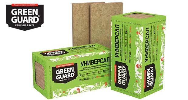 Базальтовый утеплитель GreenGuard прошел отбор на конкурс «Хрустальный компас»