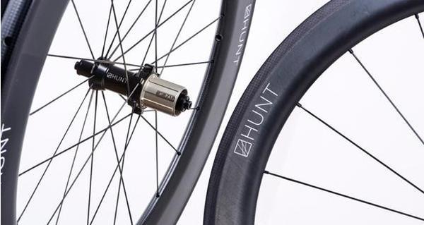 Hunt releases bike wheels with Basalt Ceramic Fiber brake-track