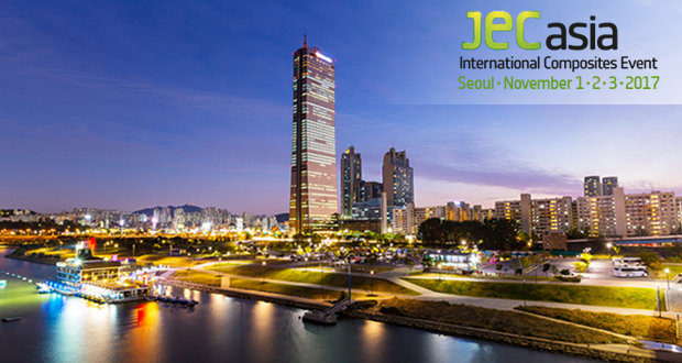 JEC Asia 2017 to be held in Seoul for the first time