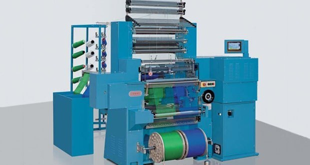 Knitting machine able to process continuous basalt fiber to be showcased at Techtextil