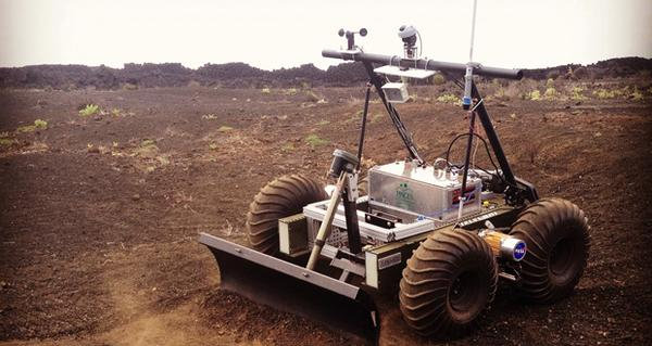 NASA joined the project of testing basalts in Hawaii