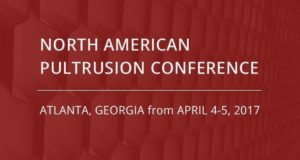 Atlanta to hold North American Pultrusion Conference