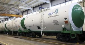 United Wagon Company started to supply the customers with basalt fiber insulated tank carss