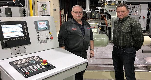 Roth Composite Machinery выходит на американский рынок