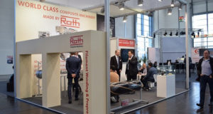 Roth Composite Machinery будет участвовать в Composites Europe