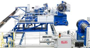 Roth Composite Machinery разработала нитенамоточную установку для космоса