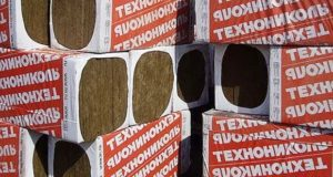 TekhnoNIKOL has presented basalt insulation laminated with glass veil