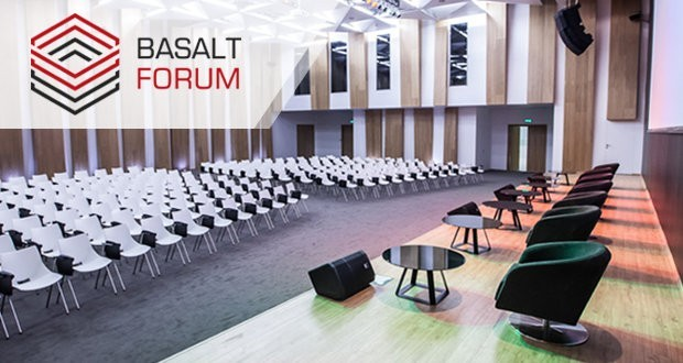 2nd International Basalt Forum to take place at the Technopolis Moscow Congress Centre