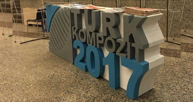 Стамбульский композитный саммит Turk Kompozit 2017