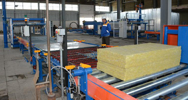 Basalt insulation factory in Akmola (Kazakhstan) to be commissioned this summer