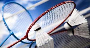 Badminton racket made from basalt fiber is in the top list