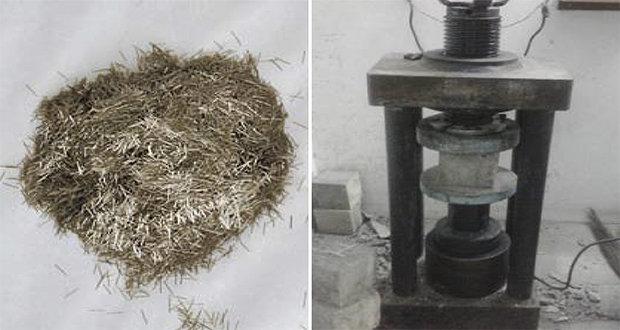 Характеристики базальтового волокна в высокопрочном бетоне