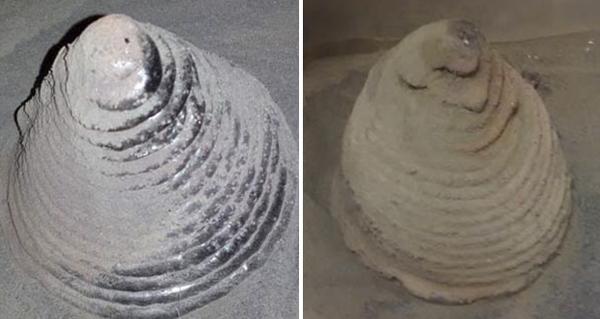 Additive Construction using Basalt Regolith Fines