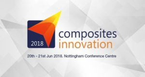 Composites Innovation 2018 пройдет в конце июня в Ноттингеме