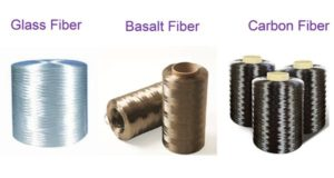 Сравнение композитов на основе базальтовых, стеклянных и углеродных волокон, созданных HP RTM методом