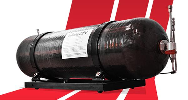 Quality of all-composite pressure vessels is internationally recognized