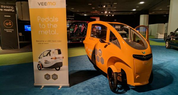 Developers of basalt velomobile named to the list of cleanest techno companies