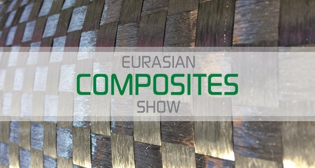 Eurasian Composites Show 2017 to kick off today