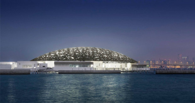 Russian basalt composite materials were used to construct Louvre in UAE