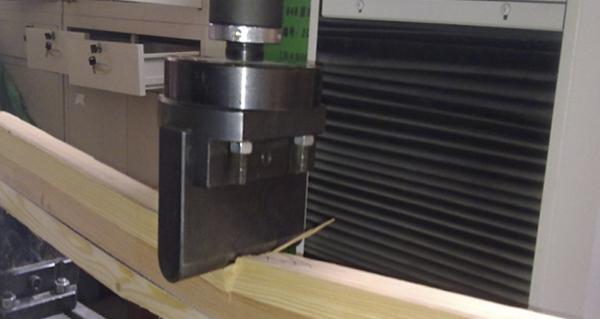 Повышение механических свойств клееного бруса с помощью базальтового волокна