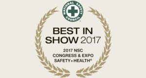 Basalt absorbent was nominated for Best in Show 2017