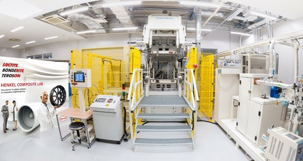 Henkel opened Composite Test Center in Asia