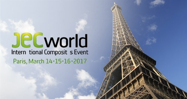 The largest composite forum JEC World to start in Paris in a month