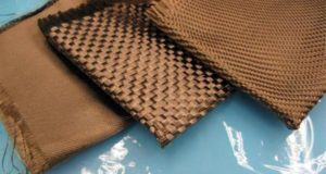 Investigation of Basalt Woven Fabrics for Military Applications