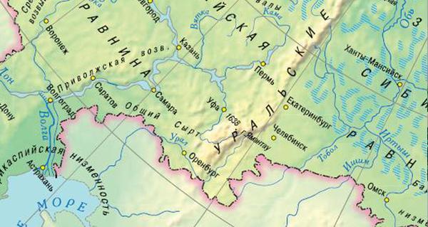 Оценка пригодности Кулуевского базальтового выхода для производства минерального волокна, Южный Урал, Россия