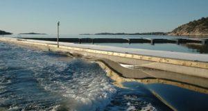 Шведы строят понтоны из армобетона с базальтоволокном