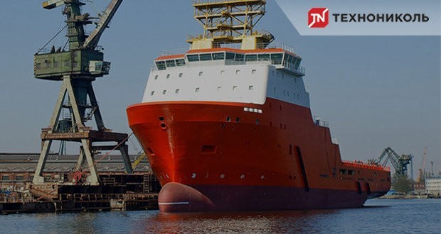 TechnoNICOL shipbuilding insulation got IMO certificate