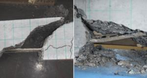 Испытание преднапряженных бетонных балок с пучковой арматурой из базальтового полимера