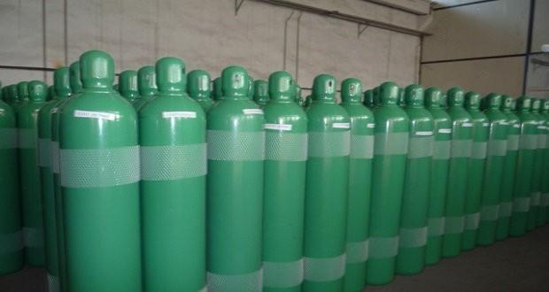 Basalt fiber cylinders of hydrogen