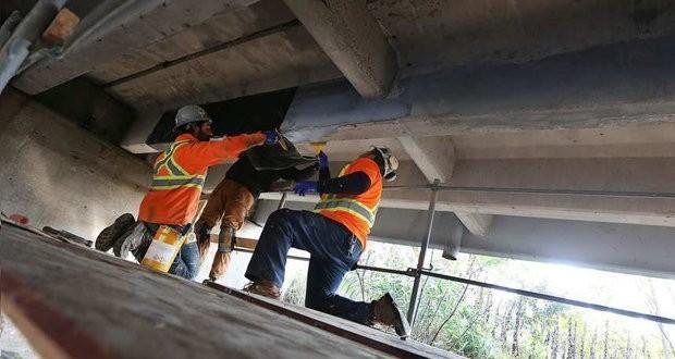 Студенты канадского университета разработали базальтокомпозит для мостостроения